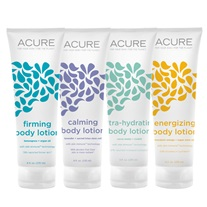 acure body lotion